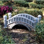 Small Beautiful Fairy Tale Garden Bridges