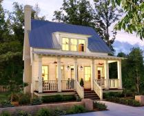 Small Country House Plans Porch Creative Home