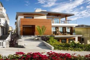 Small Home Designs Tropical Beach Landscape Ideas