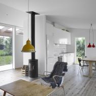 Small Modern Home Family Sweden