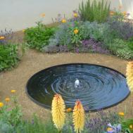 Small Pond Fountain Kits Backyard Design Ideas