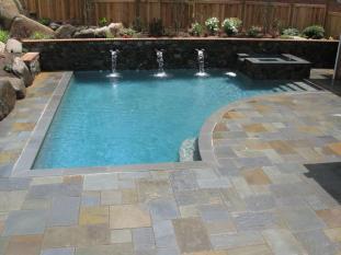 Small Pool Design Ideas Winsome Decorating Backyard