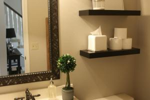 Small Powder Room Makeovers Joy Studio Design
