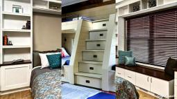 Smart Bedroom Storage Design Ideas