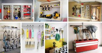 Smart Garage Organization Projects Ideas Get More