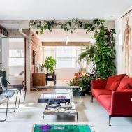 Smart Paulo Apartment Intertwines Greenery