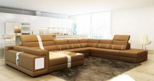 Sofa Beds Design Popular Modern Camel Colored Sectional