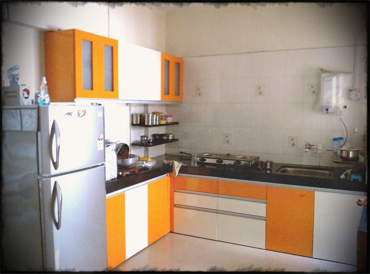 South Indian Kitchen Interior Design Homedizz Decoratorist 212197