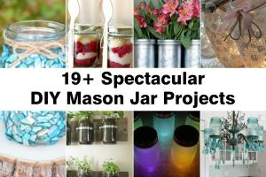 Spectacular Diy Mason Jar Projects