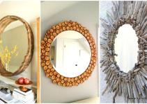 Spectacular Diy Mirror Design Ideas Beautify Your Decor