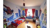 Spiderman Bedding Home Design Plans