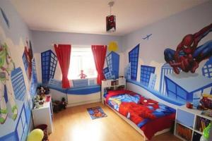 Spiderman Bedroom Ideas Fresh Bedrooms Decor