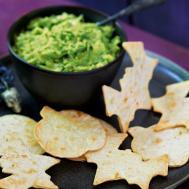 Spooky Dip Recipe Halloween Food Tesco Real