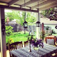 Spring Outdoor Decorating Ideas