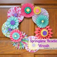 Spring Wreaths Diy Style Sweethaute
