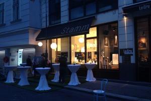 Stamm Concept Store Vienna Debuts Barcelona Designs