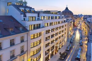 Star Hotel Mandarin Oriental Paris