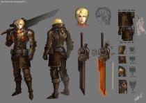 Steampunk Favourites Chaos Gallade Deviantart