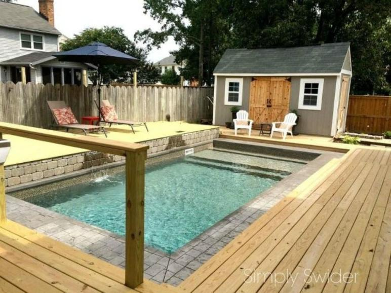 Still Have Time Get Backyard Oasis Your