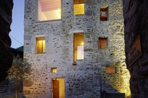 Stone House Renovation Wespi Meuron Romeo Architects