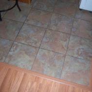 Stone Laminate Flooring Kitchens