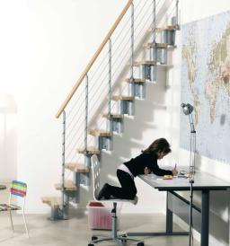 Storage Solution Under Stairs Playuna