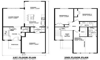 Storey House Plans Kyprisnews