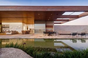 Studio Arthur Casas Designs Contemporary House