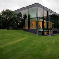 Stunning Glass House Lithuania Natkevicius Partners