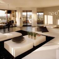 Stunning Penthouse Living Room Designs Admire