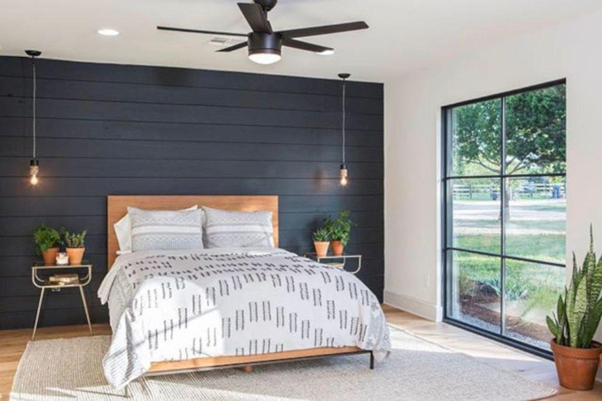 Stylish Black Accent Walls Bedrooms Ideas Trendecor ...