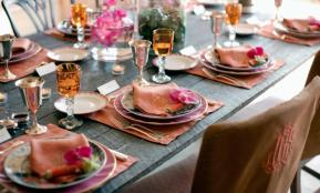 Stylish Easy Diy Thanksgiving Table Decorations 2016