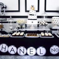 Sugar Events Chanel Birthday Party