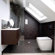 Suitable Attic Can Designated Bathroom Ideas
