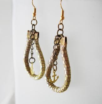 Summer Earrings Diy Akamatra