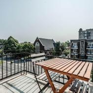 Sunny Plateau Balcony Suite Metro Apartments Rent