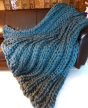 Super Chunky Knit Blanket Sizes Stock Pure Merino