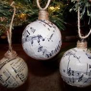 Super Saturday Brunch Homemade Christmas Ornaments