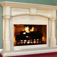 Swish Fireplace Mantel Ideas Diy Faux