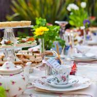 Tea Party Bridal Shower Goleta Amazing Days Events