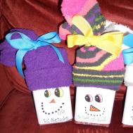 Teacher Bits Bobs Cozy Snowman Cuteness Family