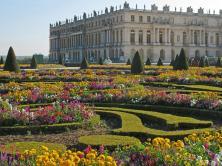 Teau Versailles Yvelines Vue Depuis