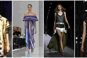 Ten Hot Fashion Trends Spring Summer 2016 Pamper