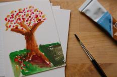 Thanksgiving Crafts Kids Table Craft Easy Runner Idea