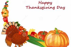 Thanksgiving Day Design Stock Vector