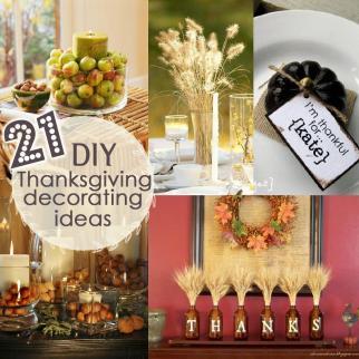 Thanksgiving Decorating Roundup Pearl Blog