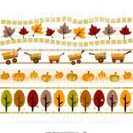 Thanksgiving Designs Clip Art