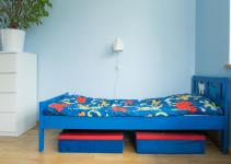 Three Simple Diy Headboard Ideas Your Kid Bed Moms