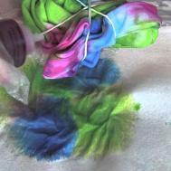 Tie Dye Beach Bag Tote Summer Diy Crafty