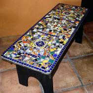 Tiles Mexican Tile Table Top Designs Talavera